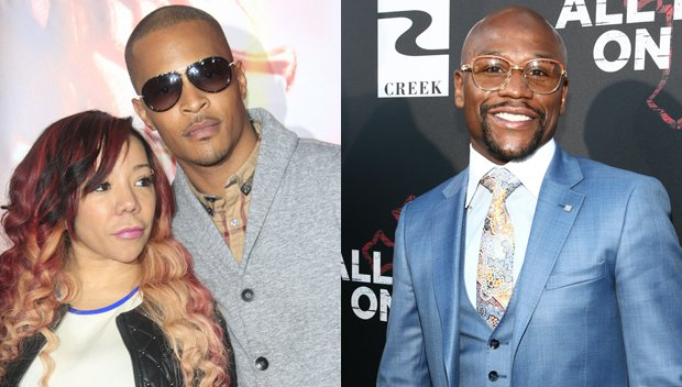 Tiny Escaped To Vegas While T.I. Was In LA For BET Awards — Was She There To See Floyd Mayweather?