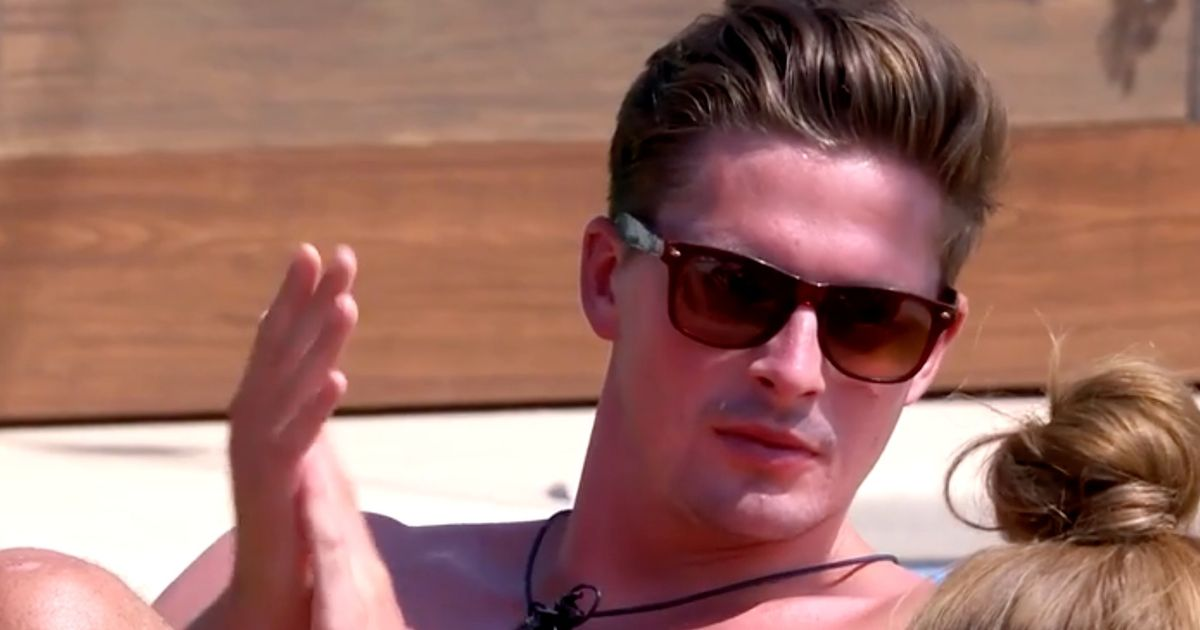Dr Alex looks close to quitting Love Island after finding out about shock kiss