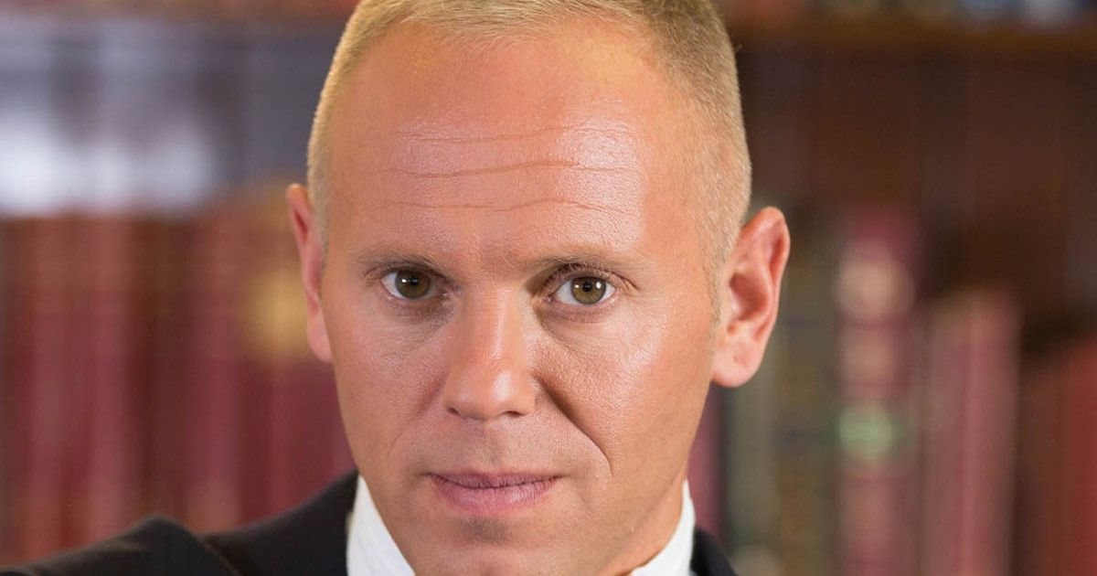Judge Rinder lost for words on trip to Nazi death camp where grandad was held