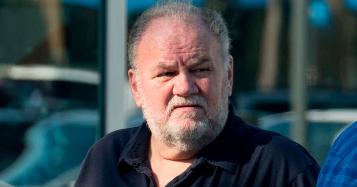 Meghan Markle's furious dad reveals what he really thinks about royals