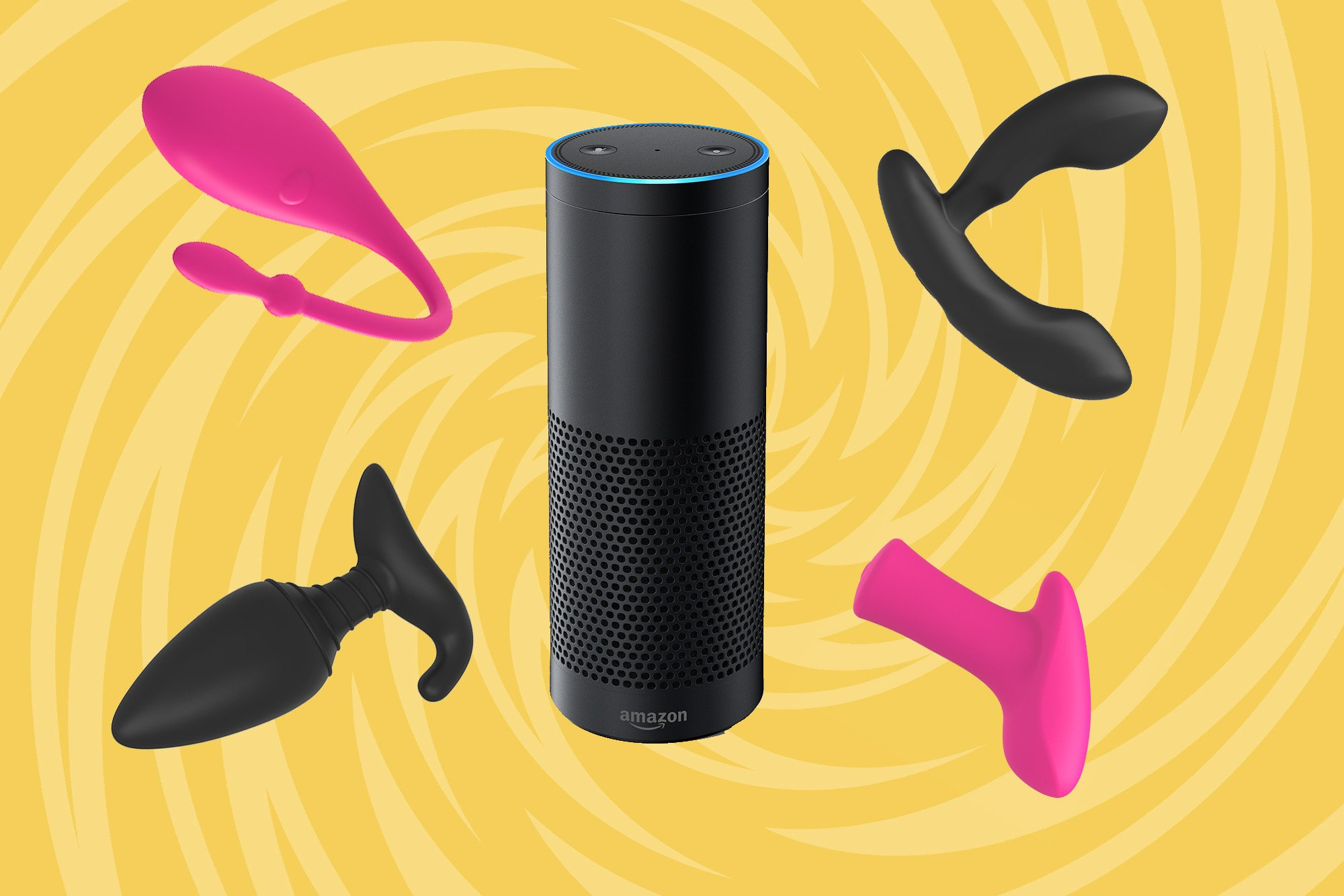 You can soon have 'sex' with Amazon's Alexa