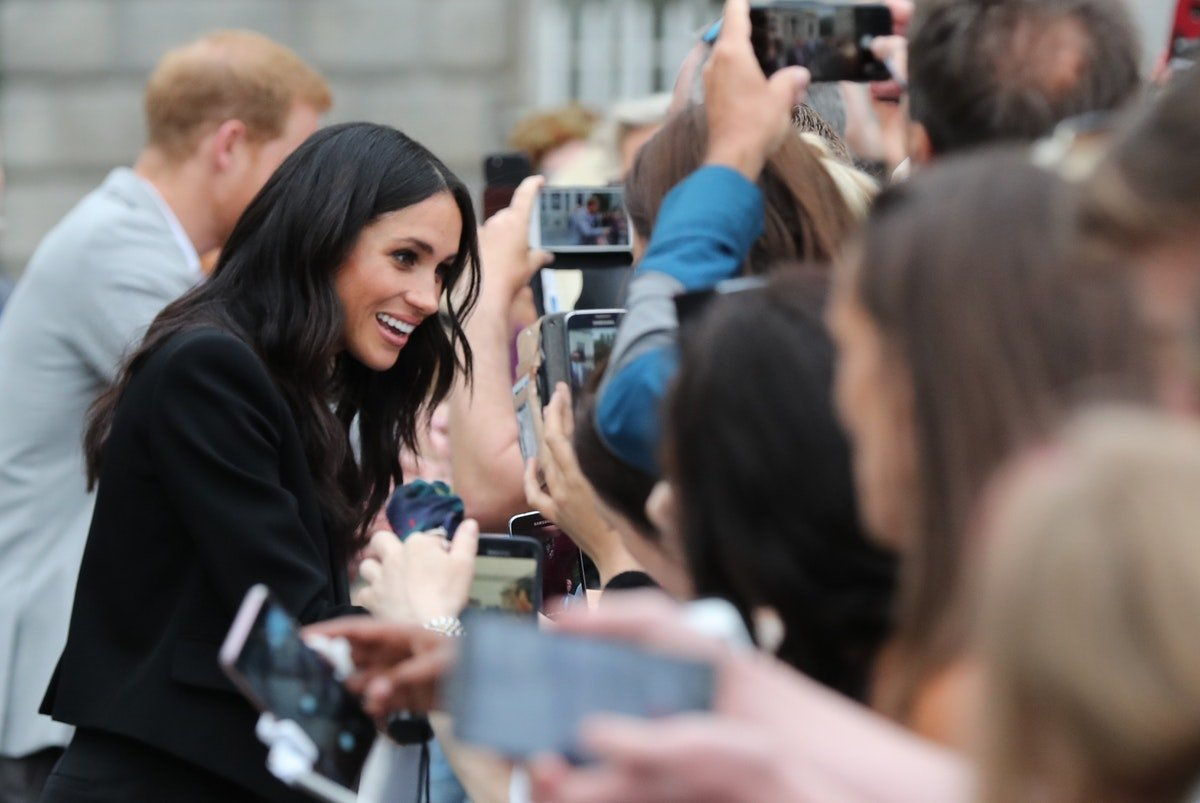 11 Things Meghan Markle Can't Do Anymore Now That She's A Royal