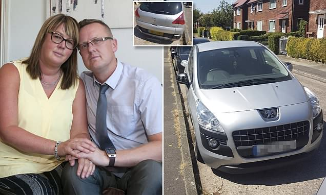 Meet and greet service lose family's car before deny ever having it