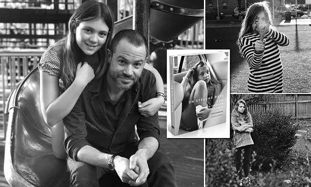 Documenting divorce: Dad turns split into book of  photos of daughter