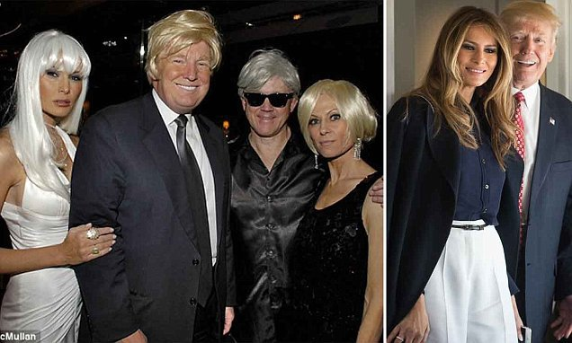 Special Relationship: Melania Trump is reunited with best friend