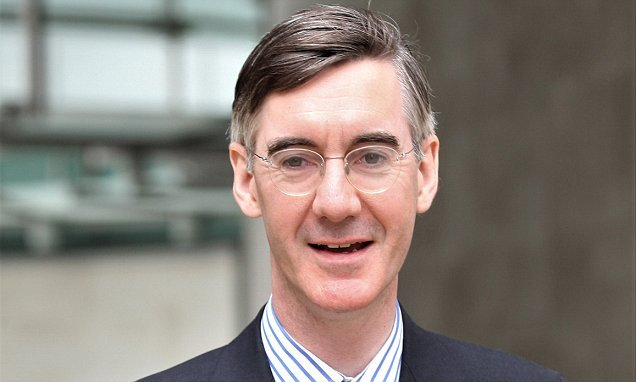 Jacob Rees-Mogg accused Theresa May of being 'untrusting' on Brexit