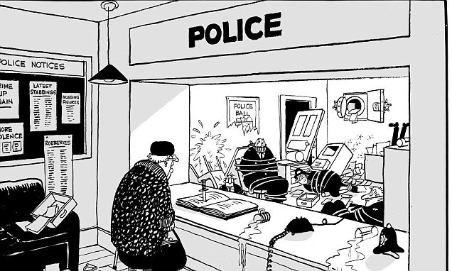 Mac on… the police