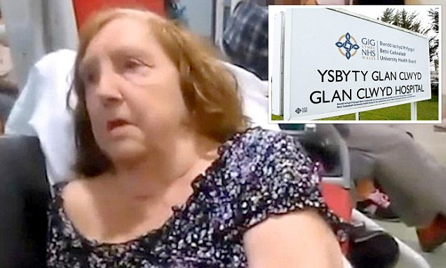 Gran, 76, faced 62 hours on a chair in an NHS A&E before getting a bed