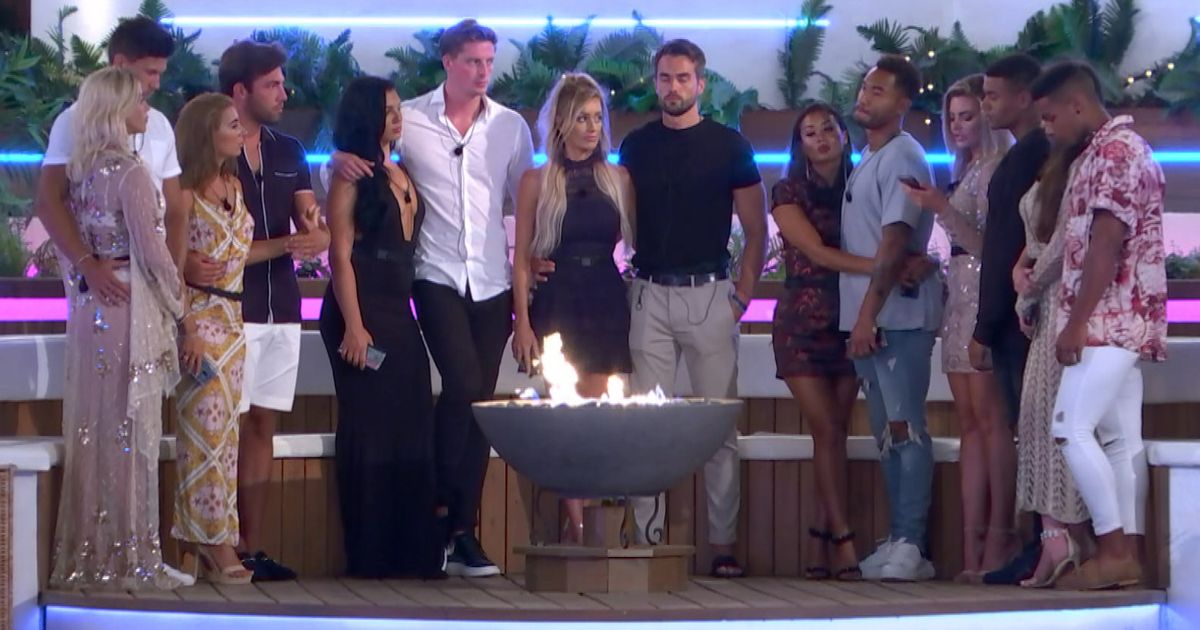 Unlikely Love Island couple risks shock dumping as vote results are revealed