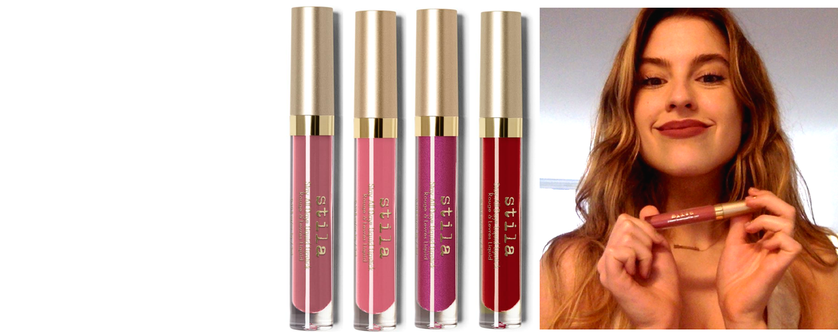 The Stila National Lipstick Day Sale Is Too Good To Miss