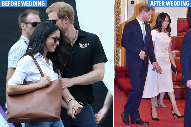 This is why Prince Harry avoids holding Meghan Markle's hand now that they are married