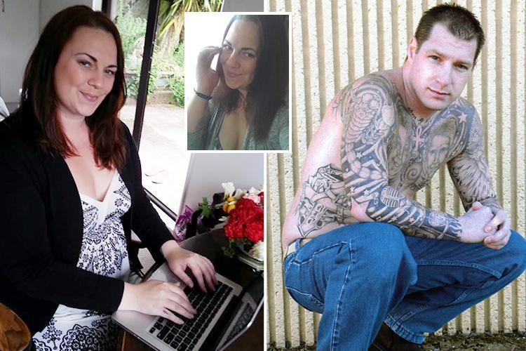 I'm penpals with 30 criminals and BFFs with murderer who butchered a grandad in meth-induced rage – he sends me gifts from prison and we chat almost daily