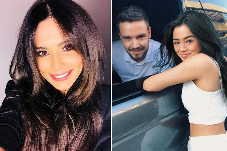 Cheryl hints she spent her birthday without seeing Liam Payne after he's spotted with a fan in London
