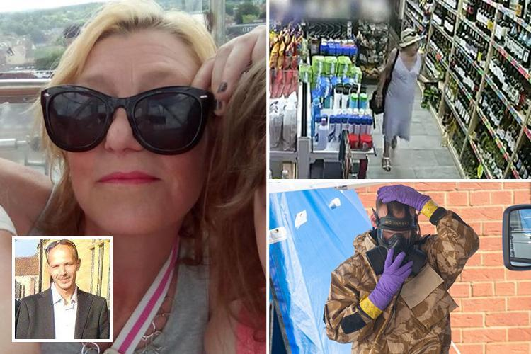 Heartbroken dad of Novichok victim Dawn Sturgess's grief as fears grow poisoned partner has 'just days to live'