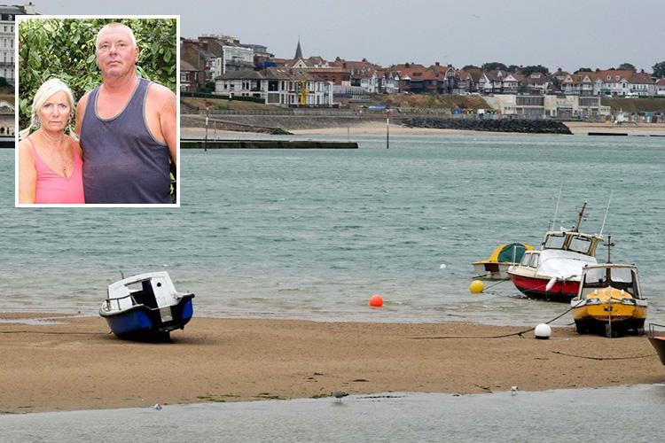 Girl, 6, fourth drowning victim in as many days after getting into difficulty at sea in Margate