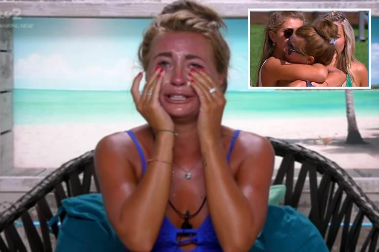 Love Island's 'cruel treatment' of Dani Dyer gets 650 Ofcom complaints – more than Big Brother and EastEnders stabbing storyline combined