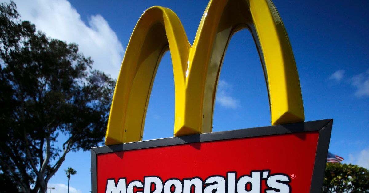 Cruel couple 'fat shame' McDonald's customer because of her size