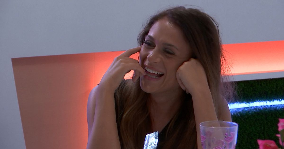 Love Island's Ellie 'begged Jack for sex' hours before he left for the villa