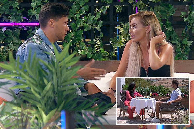 Love Island's Laura Anderson left fuming after new girl Alexandra Cane takes her man Jack