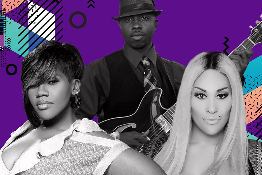VIDEO: Kelly Price And Keke Wyatt Bring Heart, Soul And Vocal Perfection To The ESSENCE Festival Stage