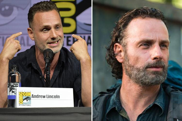 Andrew Lincoln finally confirms he's leaving The Walking Dead as season 9 trailer drops
