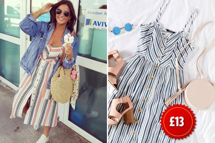 Everyone is obsessed with this £13 Primark dress…and it suits every body shape