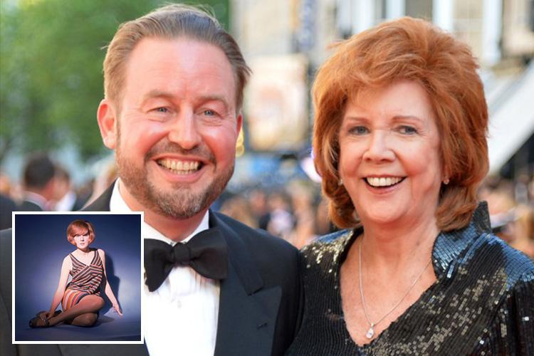 Cilla Black's son Robert 'sleeps where she died' to feel close to her