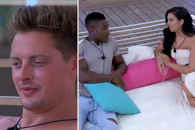 Love Island stars face shock dumping as a recoupling is announced TONIGHT with Alex George most at risk