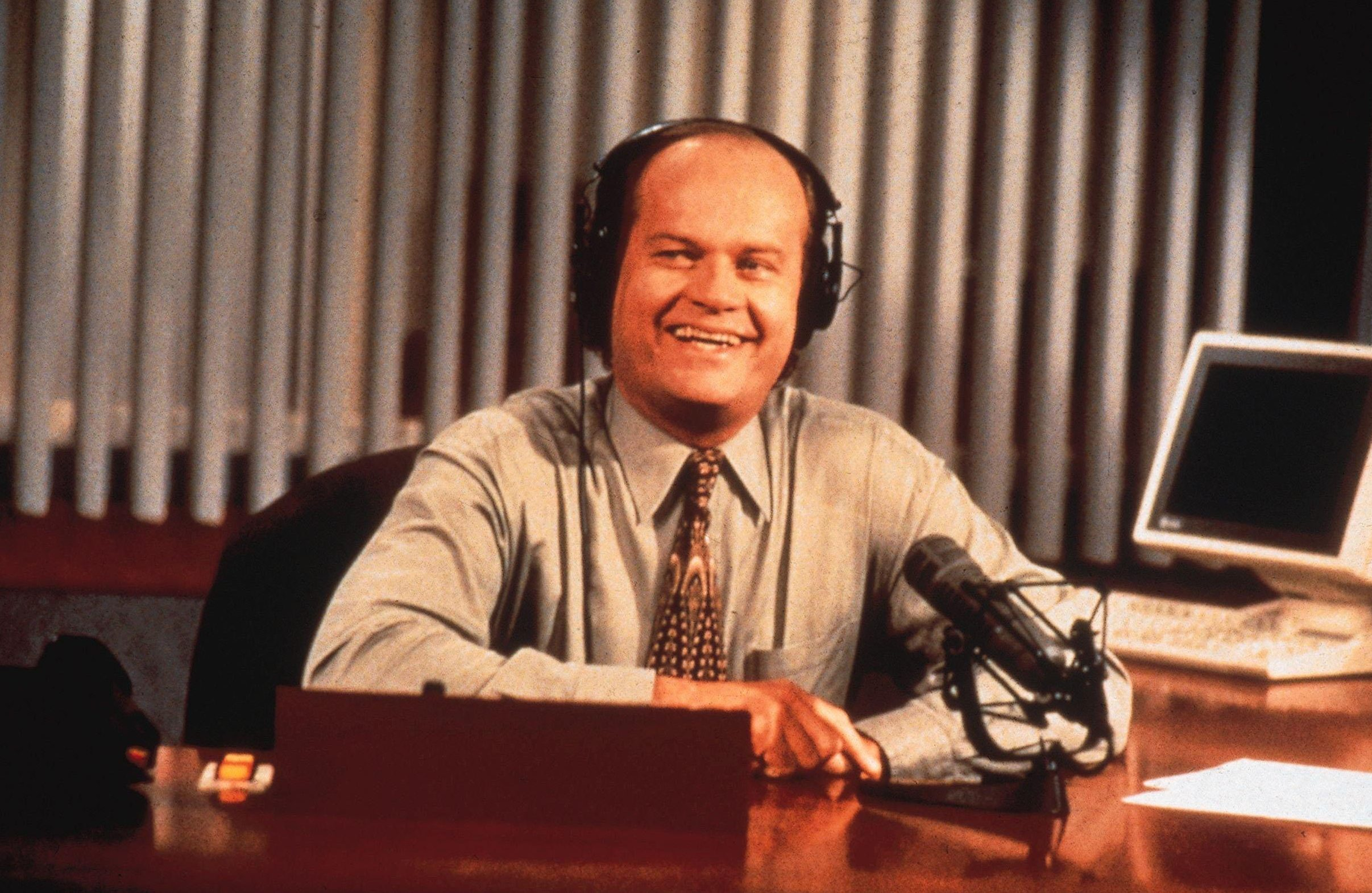 Hit sitcom Frasier could be set for TV return with Kelsey Grammer back in lead role