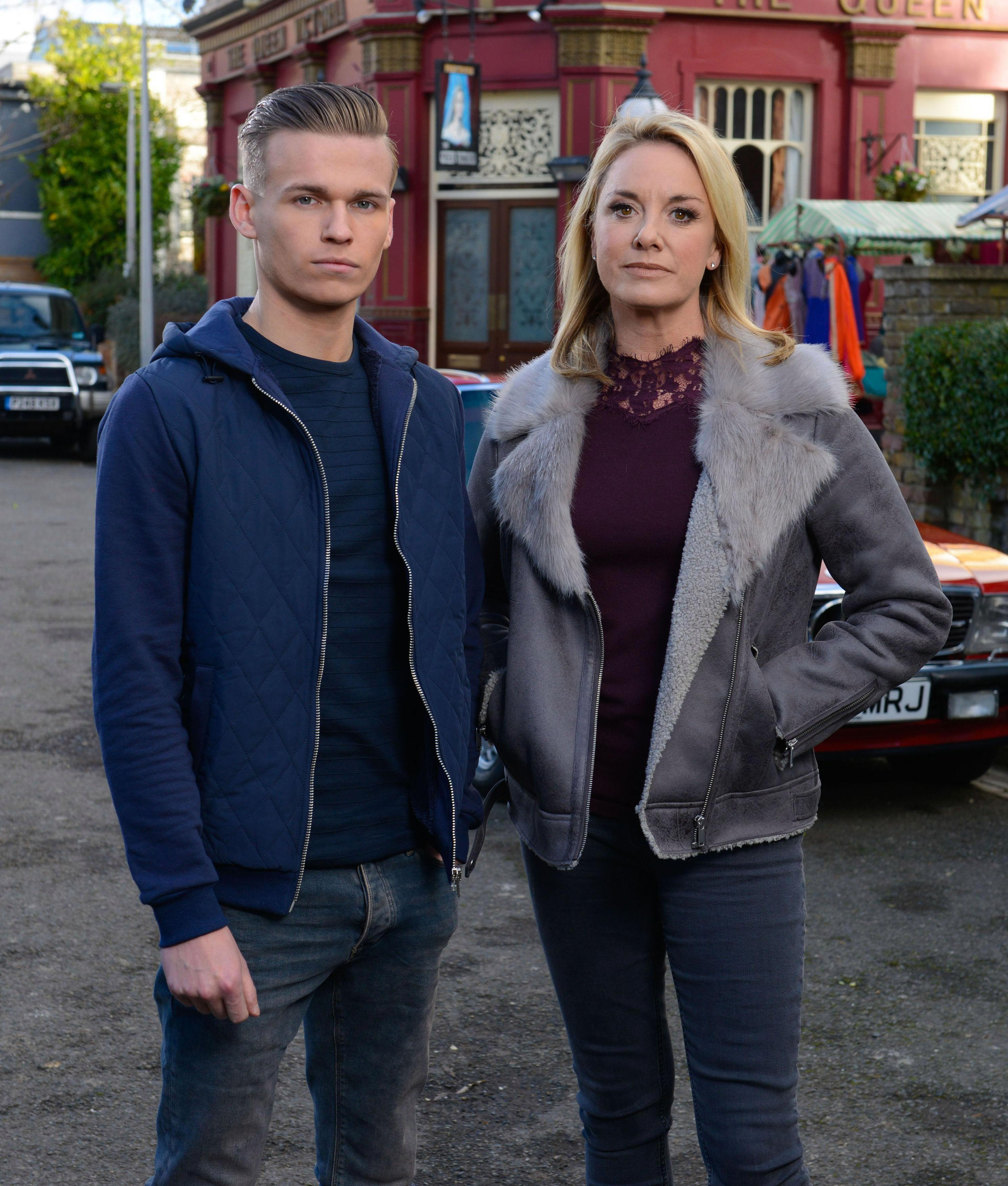 EastEnders spoiler: Mel Owen's ex-husband Ray set to cause chaos as he arrives in Albert Square