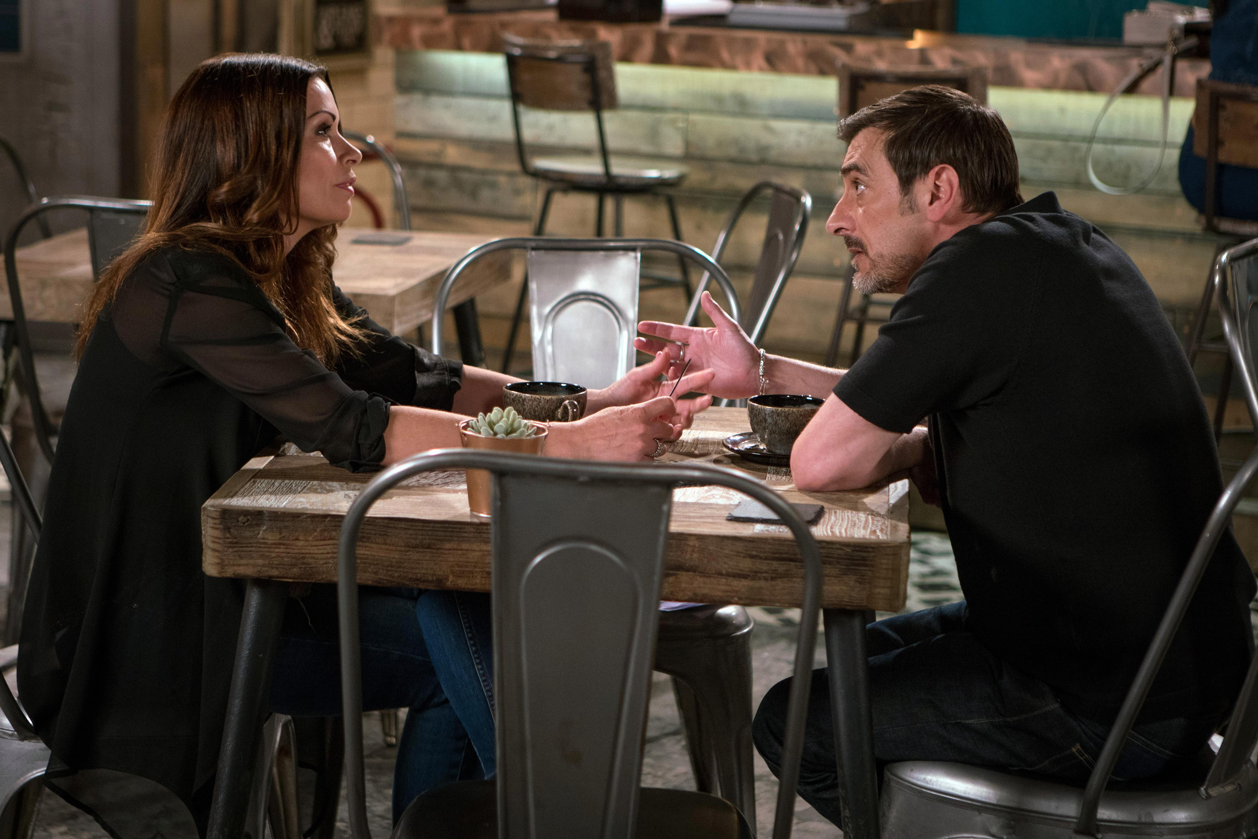 Coronation Street spoilers: Peter Barlow set for reunion with ex-wife Carla Connor leaving Toyah Battersby devastated