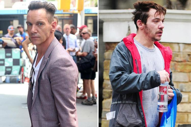 Jonathan Rhys Myers claims he's 'allergic to alcohol' as he admits shame at booze fuelled row with wife