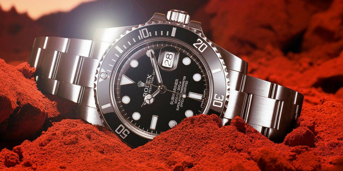 20 Watches Made By Rolex That Only The Rich Can Afford
