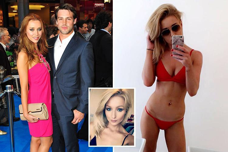 Cheating rugby star Ben Foden had passionate fling after boozy party with PR girl behind wife Una Healy's back