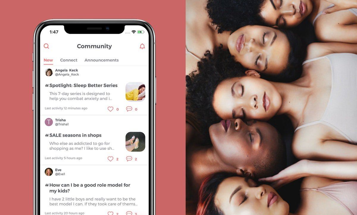Sanity & Self Is The Self Care App You've Been Waiting For & Here's Why You Need To Try It