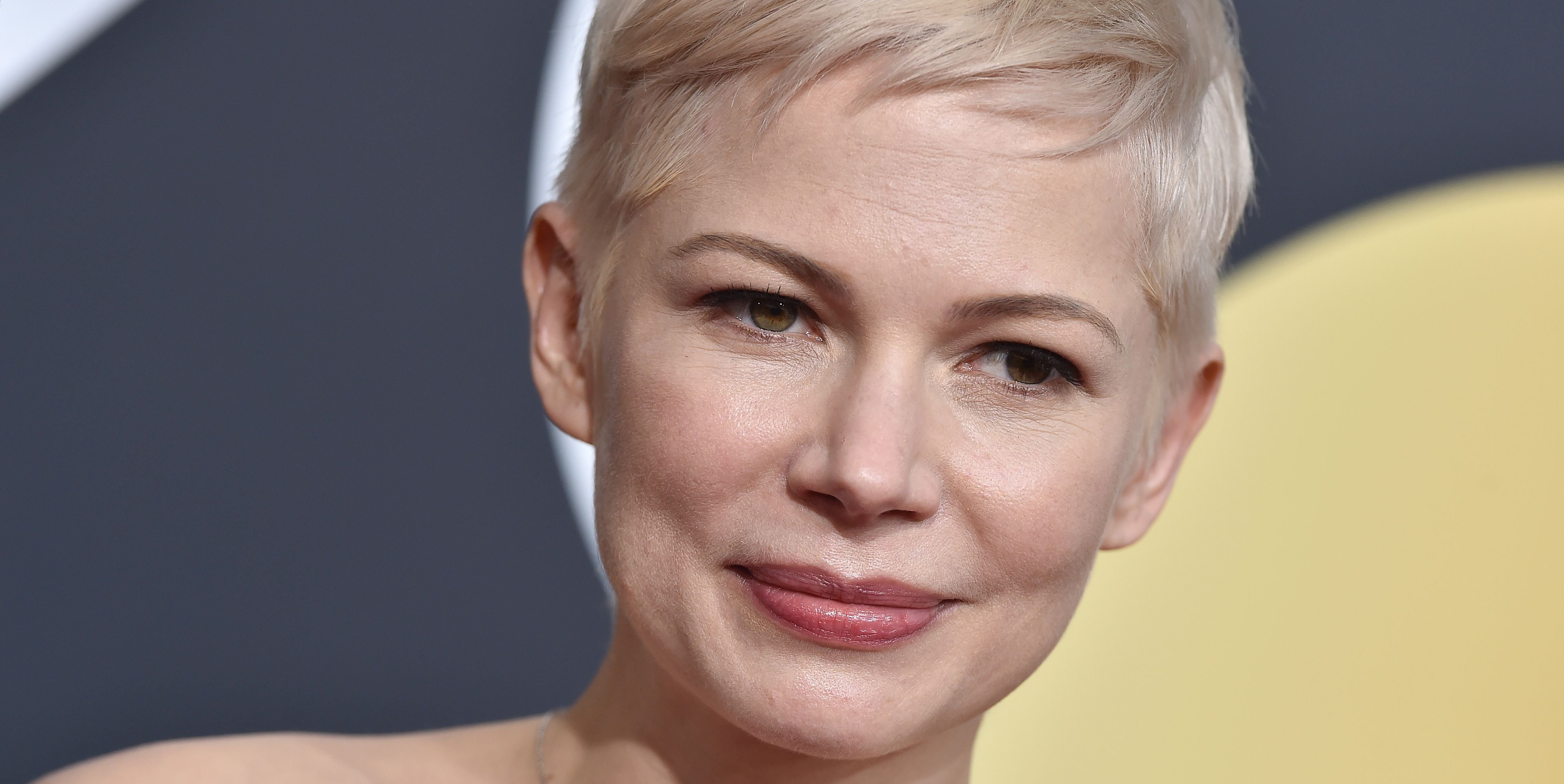 Michelle Williams Just Revealed She Got Married