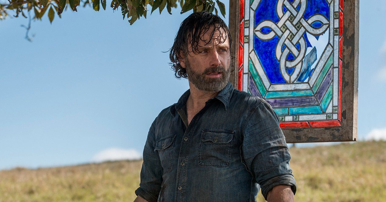 Andrew Lincoln Breaks His Silence on 'Walking Dead' Departure