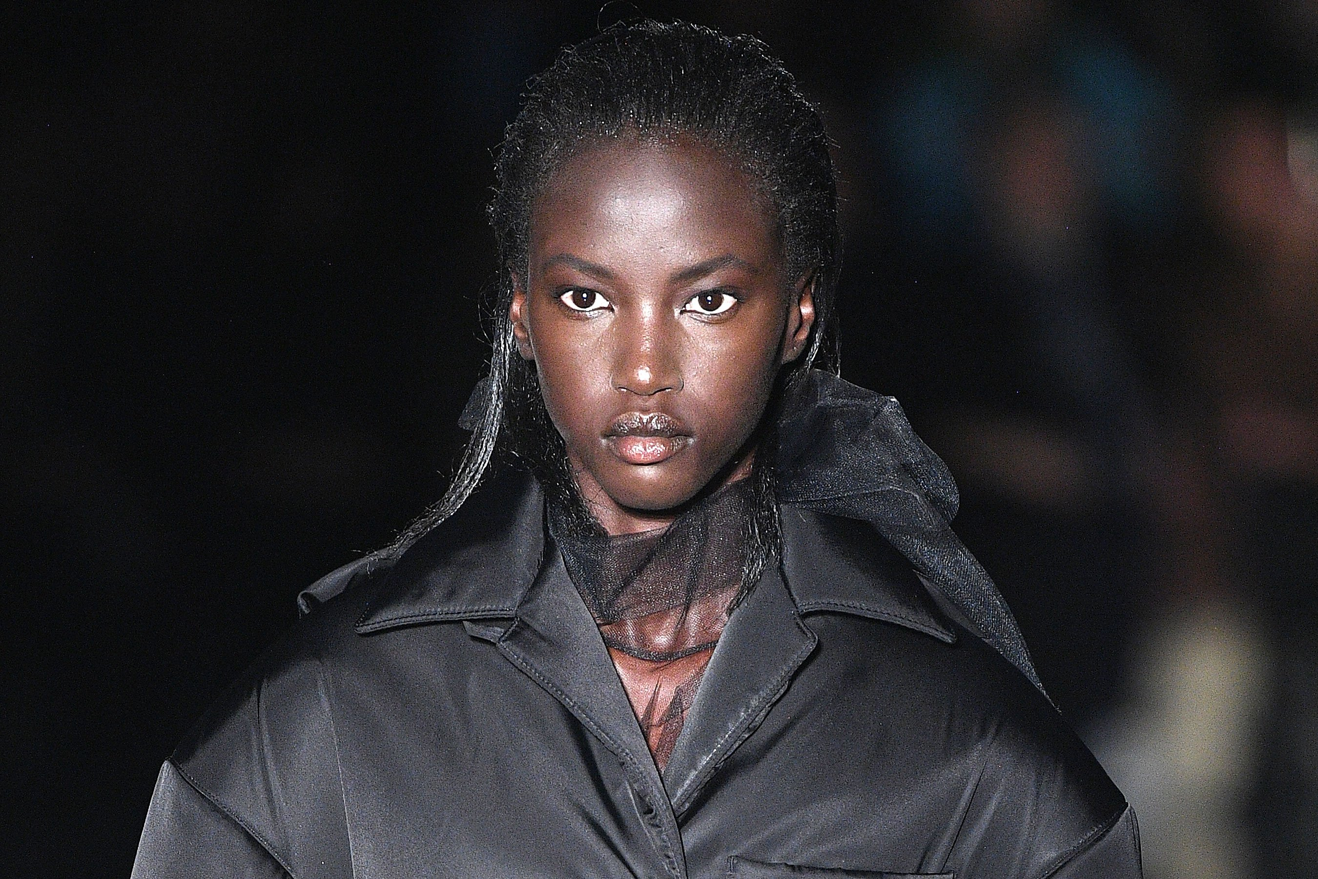 Meet Estée Lauder's New Face Anok Yai, the Rising Model Making History in the Fashion Industry