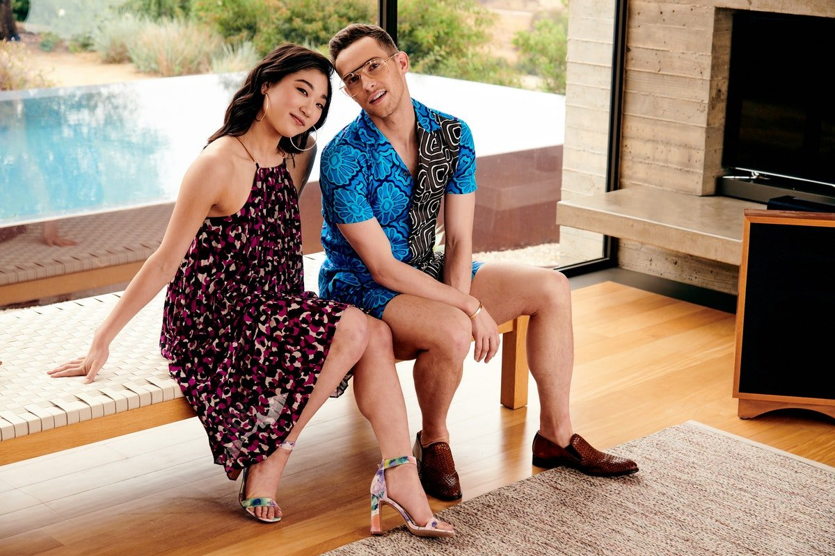 Adam Rippon & Mirai Nagasu's Most Embarrassing Style Choices Are All Too Relatable —EXCLUSIVE