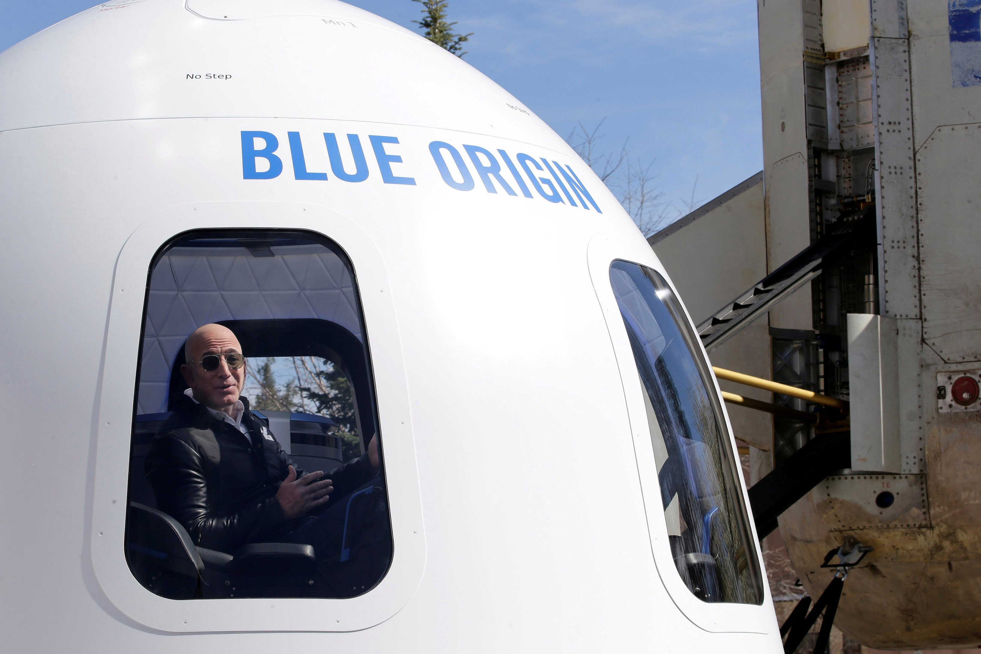 Jeff Bezos may soon be able to blast you into space for as little as $200K