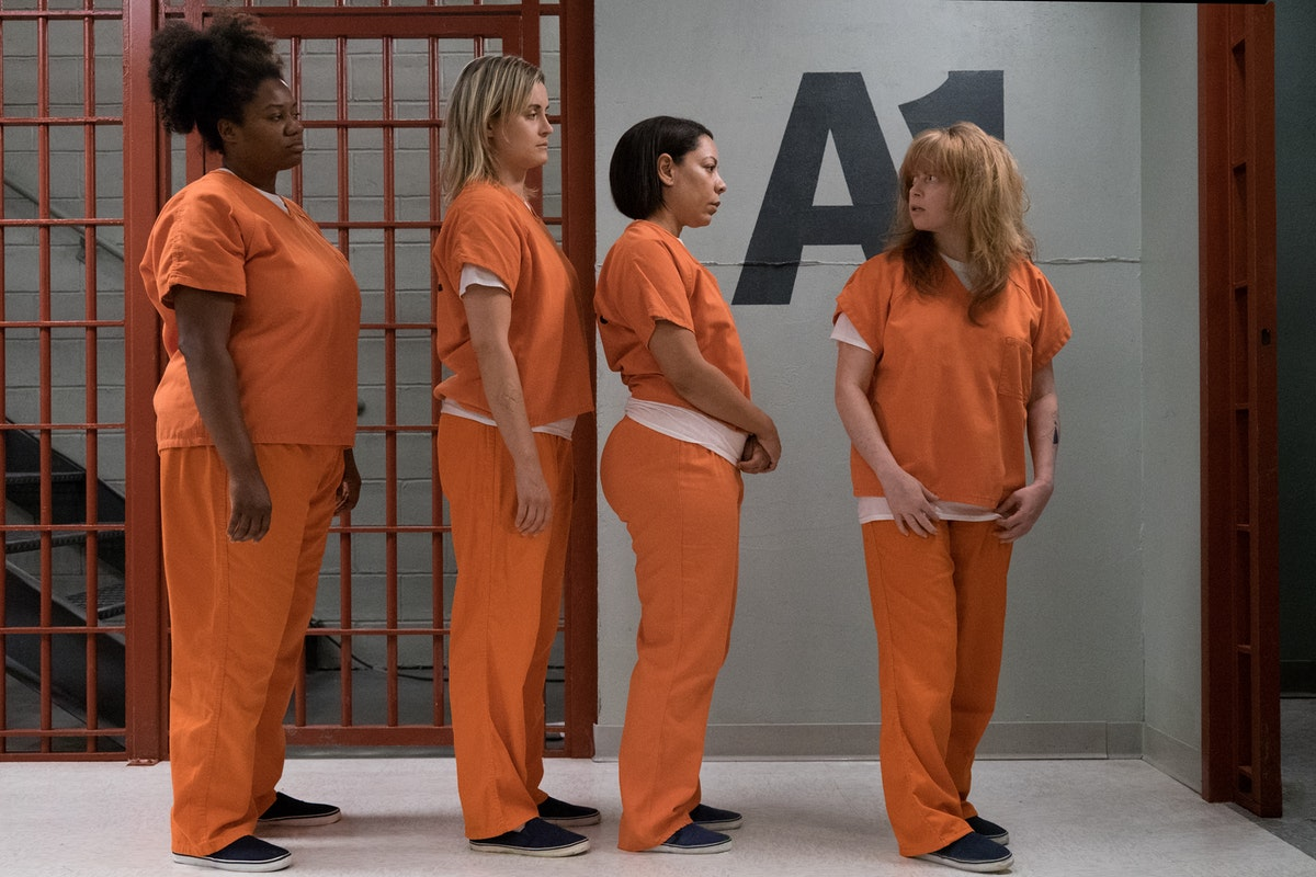 The Next Season Of 'Orange Is The New Black' Takes Place In An ENTIRELY New Setting