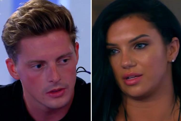 Love Island fans call for Dr Alex George to leave villa after he 'dumps' Alexandra Cane after three days