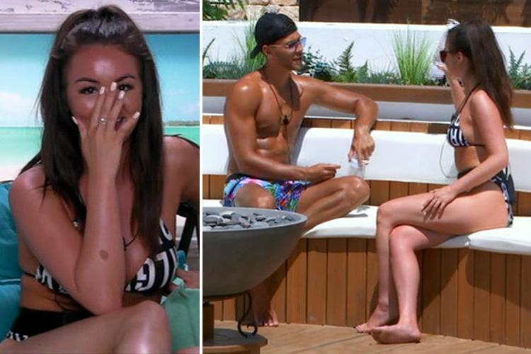 Love Island fans slam Stephanie Lam after she breaks down over Jack Fowler despite only knowing his for 3 days