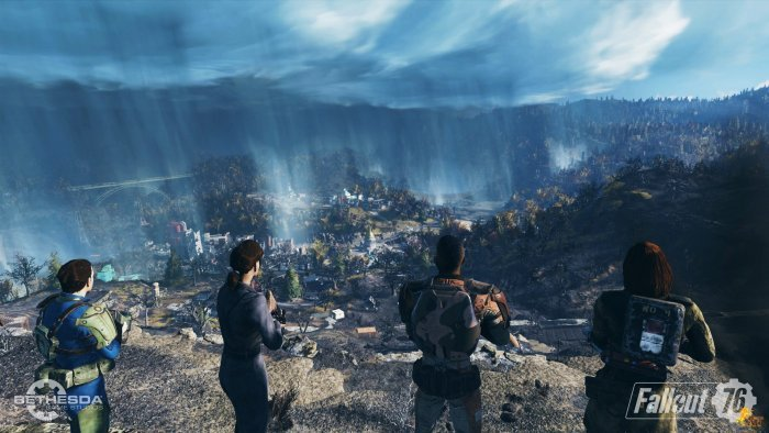 Delve Further Into the World of 'Fallout 76' With Streamable Clips From Bethesda's E3 Showcase