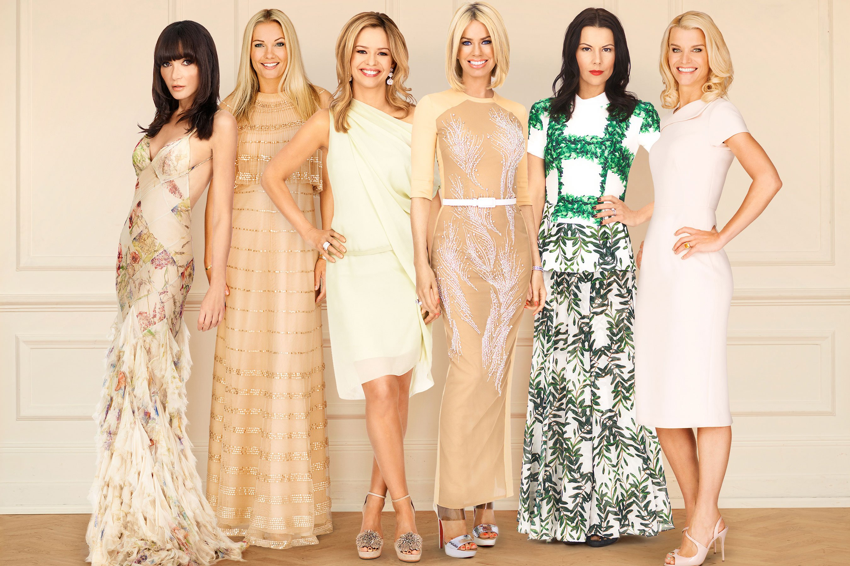 Ladies of London: All the Tragedies They've Faced, from Caprice Bourret's Brain Tumor to Annabelle Neilson's Death
