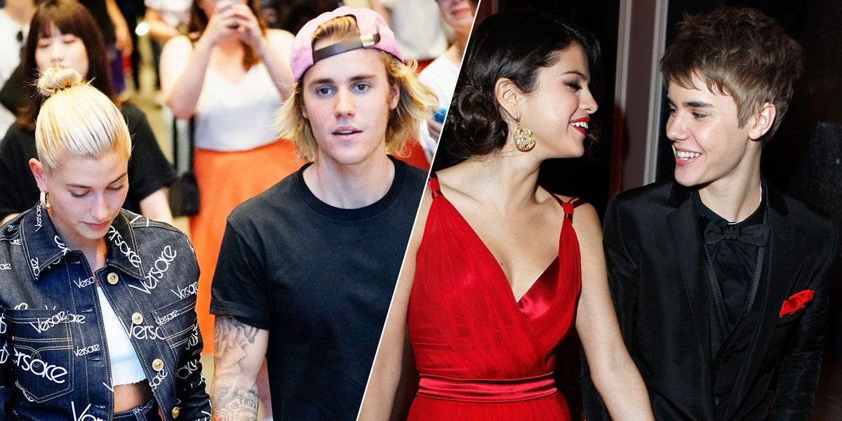 A Body Language Expert Compares Justin Bieber's Behavior with Hailey Baldwin vs. Selena Gomez—and He's Basically a Different Human