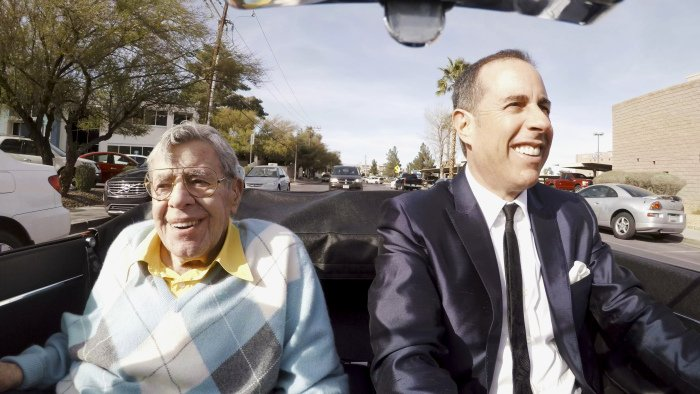 Jerry Seinfeld Sees 'Comedians in Cars Getting Coffee' as His 'Gigantic Art Project'