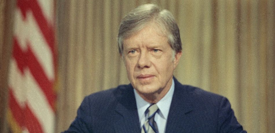Jimmy Carter Gave 'Malaise Speech' 39 Years Ago, But U.S. Is Even Worse Off Under Trump, Former President Says