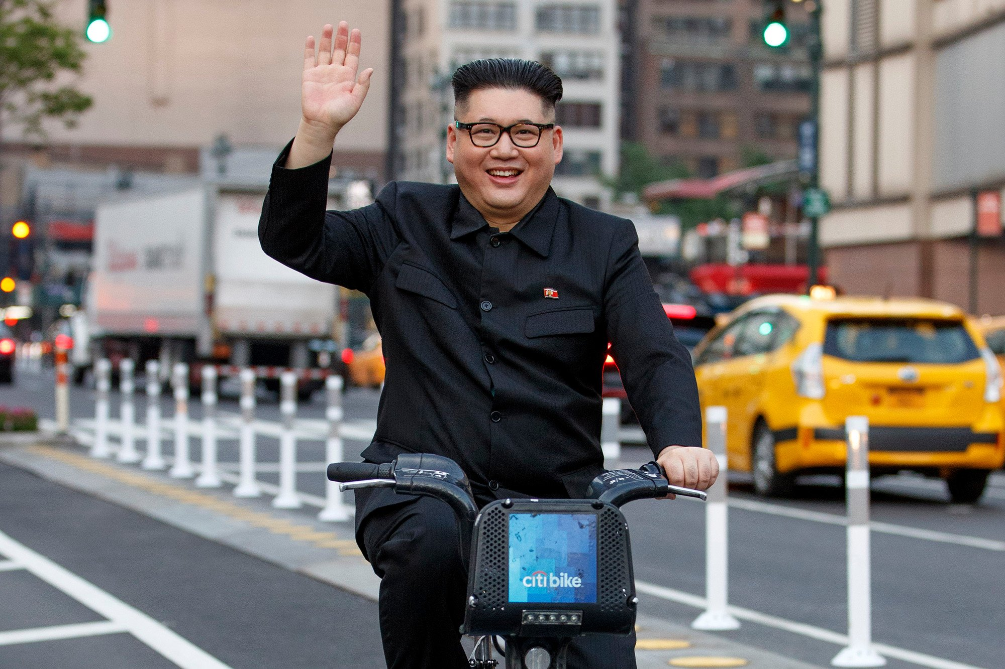 Is NYC ready for Kim Jong Un?