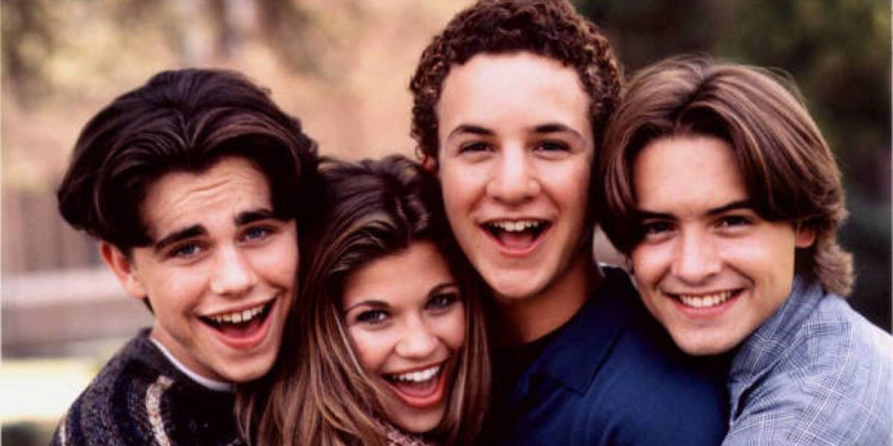 Ben Savage and Matthew Lawrence have a mini Boy Meets World reunion